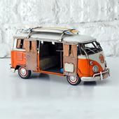 《Jayland》1966 VINGATE 橙色麵包車1:18規格(28(L))