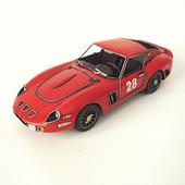 《Jayland》1962 紅法拉利 250 GTO GOUPE1:20規格(29(L))