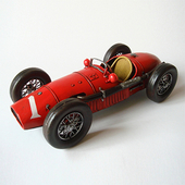 《Jayland》1953紅色法拉利 500 F2(33(L))