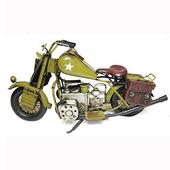 《Jayland》老式摩托車1:6 規格(38(L))