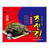 《良澔》金朝鮮海苔-精選辣味(36公克/包)