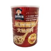 《桂格》紅麴蕎麥燕麥片(700g/罐)