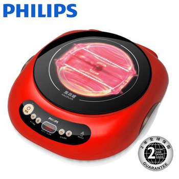 PHILIPS 飛利浦Viva Collection 黑晶爐(HD4989)