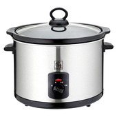 《鍋寶》5公升養生陶瓷電燉鍋