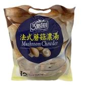 《3點1刻》濃湯-18g×12包/袋(法式磨菇)