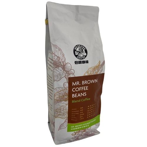 伯朗 咖啡豆-450G(精選綜合)
