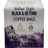 《Percol》義式咖啡包深烘(10入x8g))