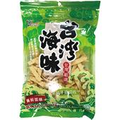 台灣海味魚子醬切片口味(120公克/包)