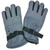 保暖加厚防風手套(灰)