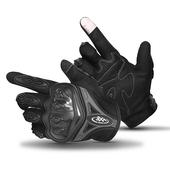 AXE硬殼防滑觸屏手套-黑(M)