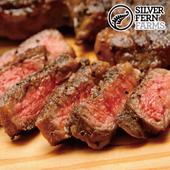 《欣明生鮮》紐西蘭銀蕨PS熟成巨無霸沙朗牛排~比臉大(450公克±10% /1片)(*1片)