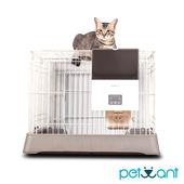 《PETWANT》籠子專用寵物自動餵食器 F4 LCD(不含籠子)
