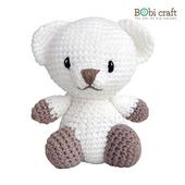《Bobi》勾針娃娃-小小巴比-Mini Bobbie(15(H) /WT-133ACR-M-M)