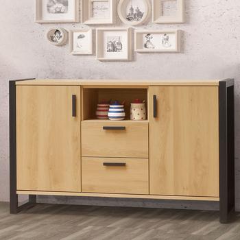 《Homelike》貝森4尺餐櫃