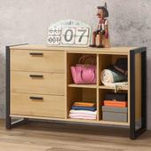《Homelike》貝森4尺置物櫃