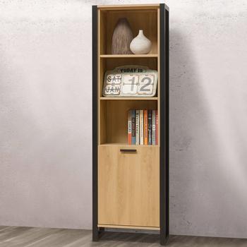 《Homelike》貝森2尺單門書櫃