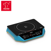 《摩堤MULTEE》A4F10智慧電磁爐(藍)【開幕慶滿3千送摩堤繽紛生活組(市價1380元)】
