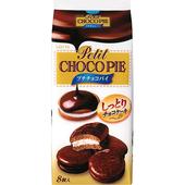 《LOTTE》Petit巧克力派-116g