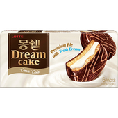 《LOTTE》夢幻巧克力派-奶油風味192g
