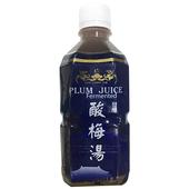 《九龍齋》酸梅湯380ml/瓶