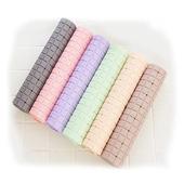 時尚米蘭方格 防滑地墊、浴室防滑地墊    (4入組)顏色隨機