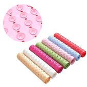 馬卡龍多色 按摩防滑踏墊、浴室防滑墊   (2入組)顏色隨機