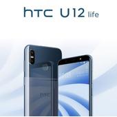 《HTC》U12 life(64G ∥ 月光藍)