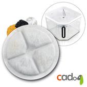《Cadog卡多樂》靜音寵物自動活水機 CP-W802/片(濾心賣場)