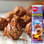《馬來西亞OMYPOP》爆米花-85g/罐(黑巧克力)