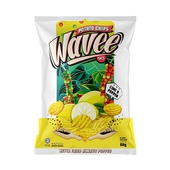 《即期2019.10.08 Wavee》烘焙薯片-80g/包(萊姆胡椒)