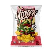 《即期2019.10.08 Wavee》烘焙薯片-80g/包(香辣風味)