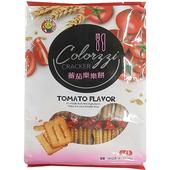 《日日旺》樂樂餅-280g/包(番茄)