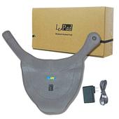 《Le Pad》USB行動頸部EU-65(樂沛醫療用熱敷墊-未滅菌)贈一件腰部保護套(LM-55)