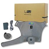 《Le Pad》USB行動肩部EU-45(樂沛醫療用熱敷墊-未滅菌)贈一件腰部保護套(LM-55)