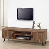 《Homelike》布里安5尺電視櫃(積層木)