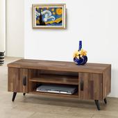 《Homelike》布里安4尺電視櫃(積層木)