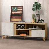 《Homelike》格蕾5尺電視櫃
