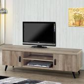《Homelike》布里安5尺電視櫃(古橡木)