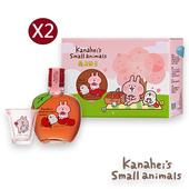 《沐月》卡娜赫拉的小動物(蘋果酵素禮盒)(附緞帶提拔)二盒組
