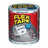 《美國FLEX  TAPE》強固型修補膠帶4吋-透明色(10X150cm)