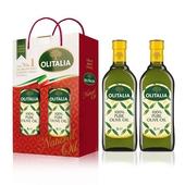 《奧利塔》純橄欖油1L雙入組(1Lx2瓶/盒)