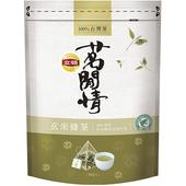 《立頓》茗閒情玄米綠茶包36入(57.6g)