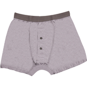 《三槍牌》五片式針織平口褲-顏色隨機(M)