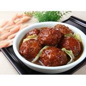 《蔥阿伯》台灣古早味紅燒獅子頭600g/盒