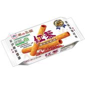 《即期20190615 米孔雀》米穀捲紅藜口味(48g/包)