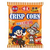 《乖乖》玉米脆角(即期20190309 牛肉麵風味-40g/包)