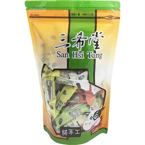 《三希堂》綜合牛軋糖(300g/包)