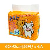 《好主人》寵物尿布貓犬適用(50片(60x45cm)x4入)