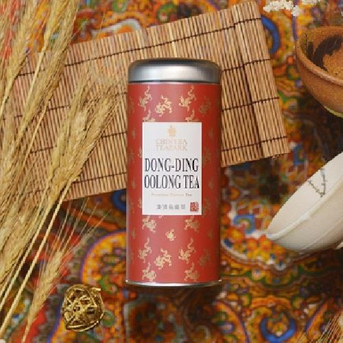 《沁意茶苑》凍頂烏龍茶(75g/罐)