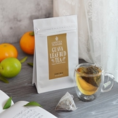 《沁意茶苑》芭樂芯葉茶包(2.5gX10入/包)